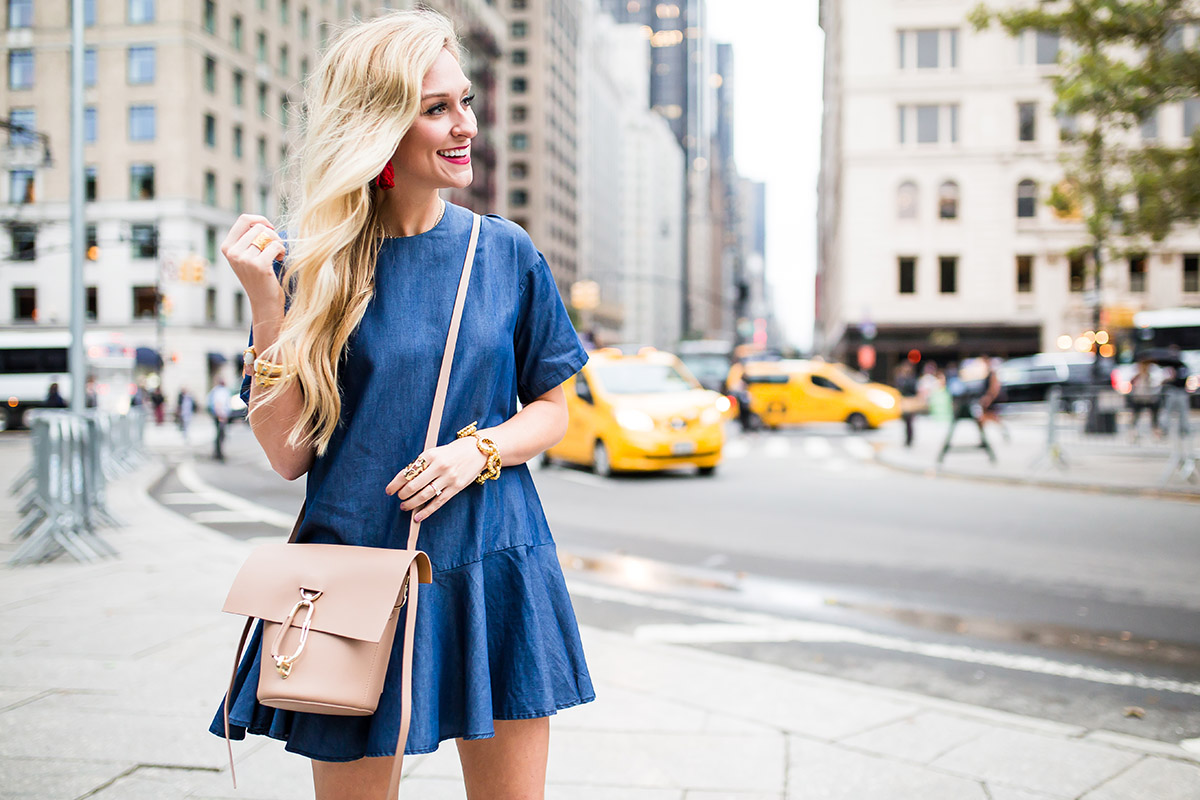 My Approach to NYFW this season | NYFW Blogger Recap