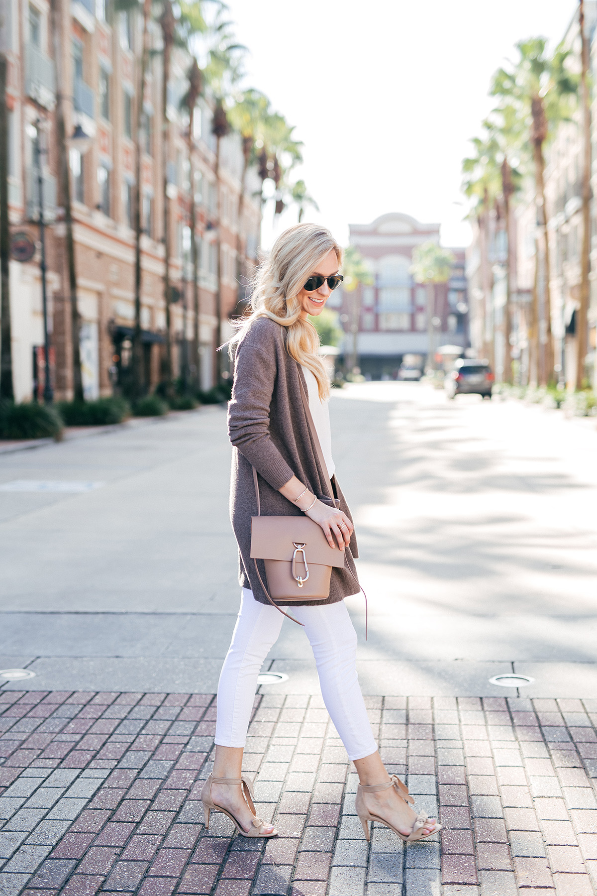 How to Wear White After Labor Day | White Jeans For Fall