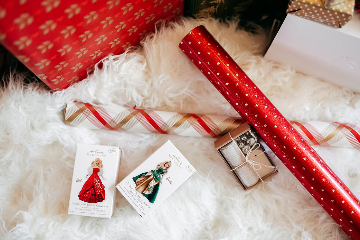 Sharing My Favorite Family Holiday Traditions | Hallmark Wrapping Paper