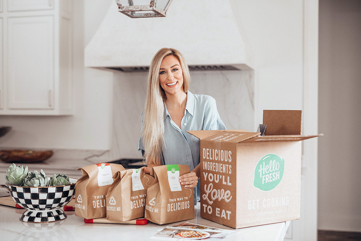 Meal Delivery Subscription | Hello Fresh Meals