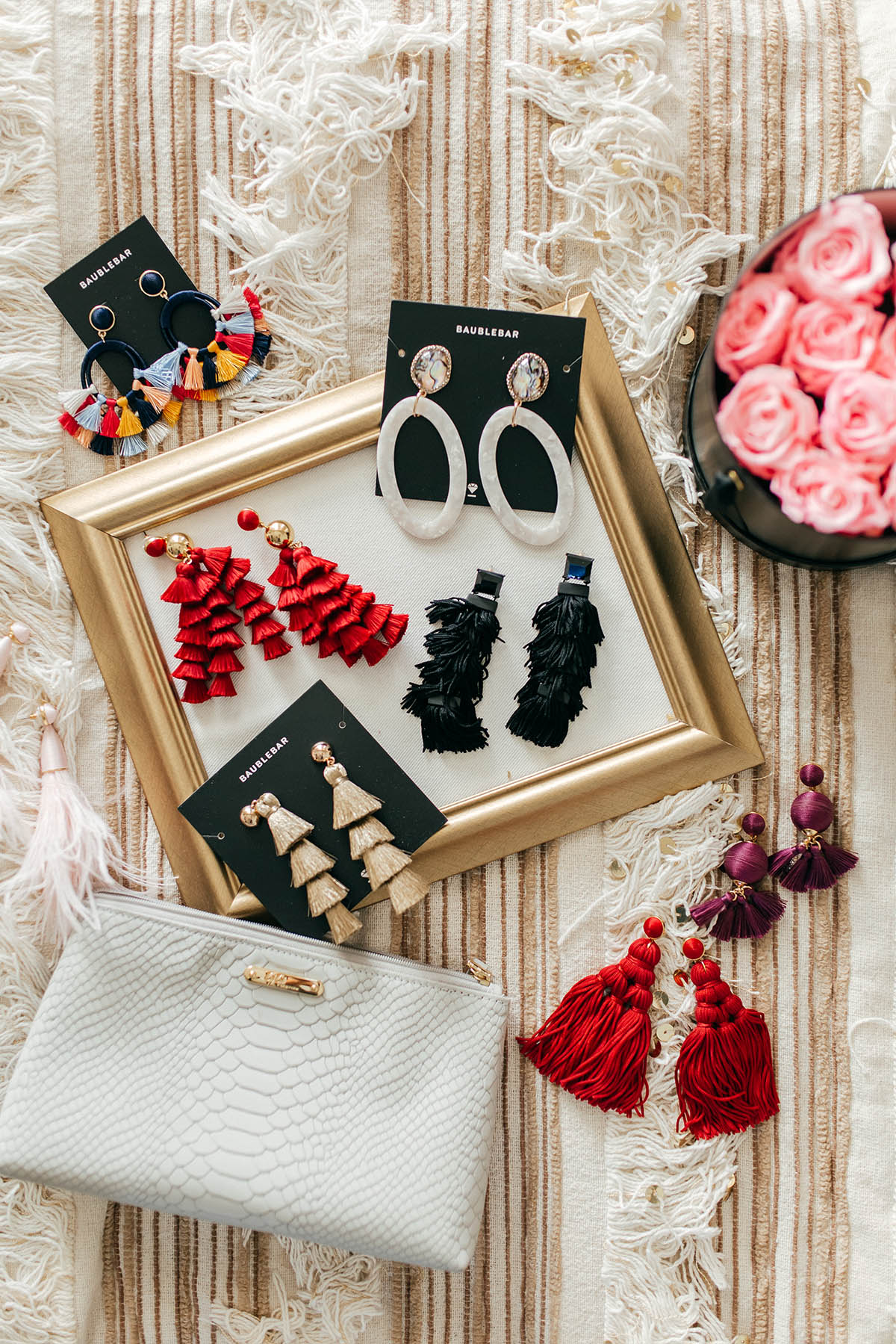 Spring Statement Earrings | Baublebar New Arrivals