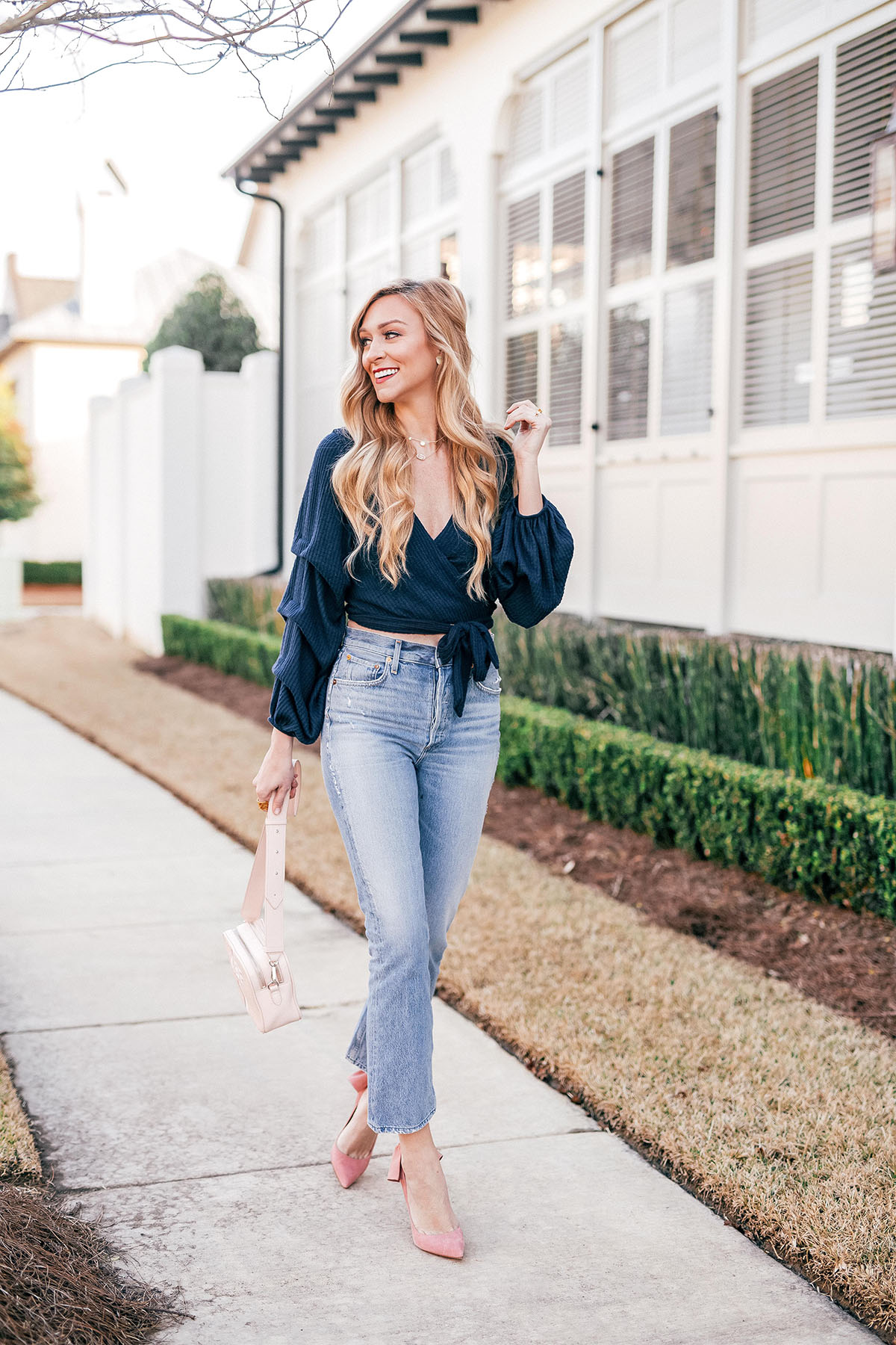 4 Tips On Delegating Tasks + Cropped Denim For Spring