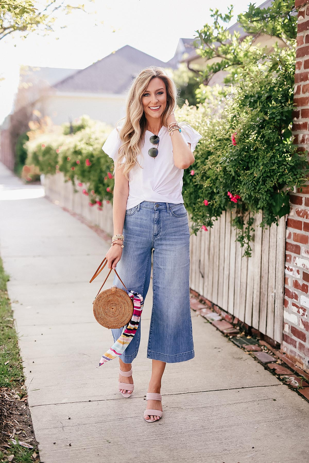 Spring Trends Under $100 | Cropped Denim