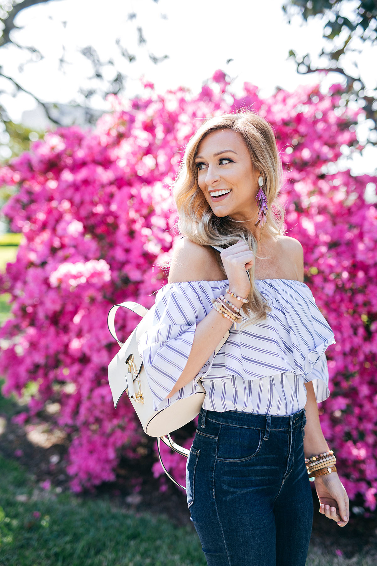 5 Reasons to Get Outdoors This Spring | How To Wear Spring Sneakers