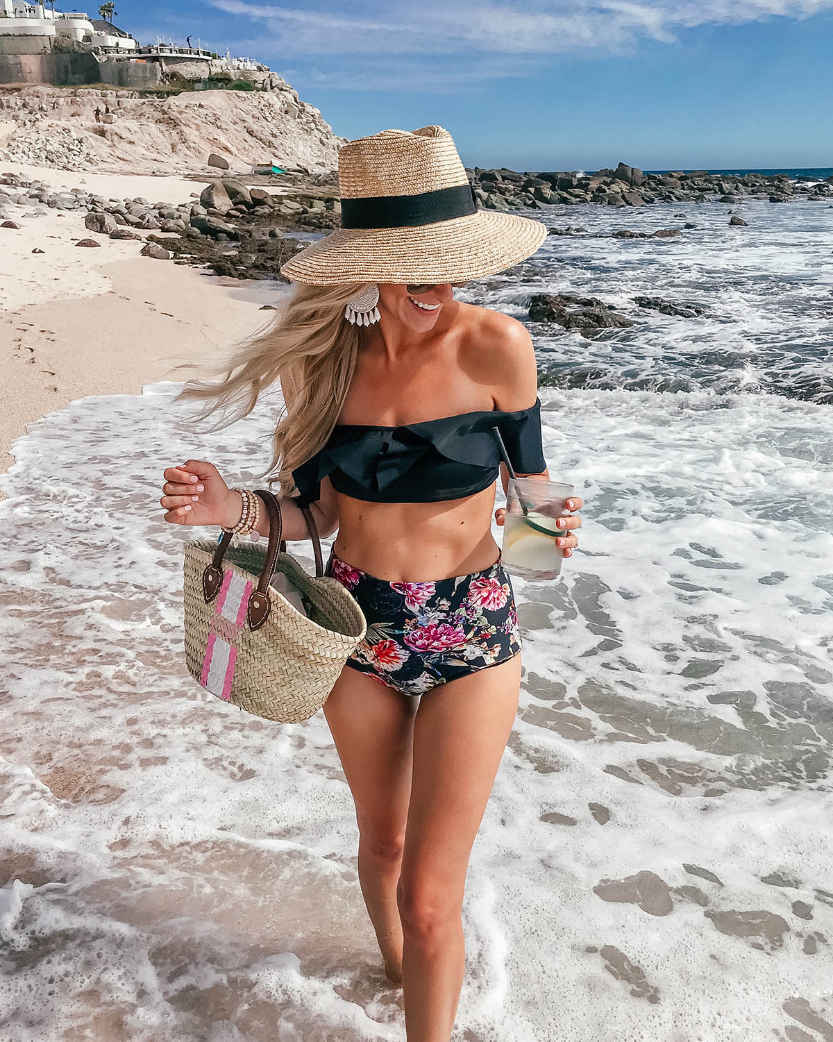 Cabo All-Inclusive Resort | Pueblo Bonito Pacifica | Beach Trip Outfit Ideas | Beach Trip Essentials