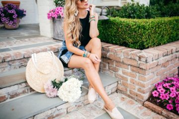 Two Ways to Style a Little Black Dress