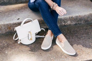 5 Reasons to Get Outdoors This Spring   How To Wear Spring Sneakers