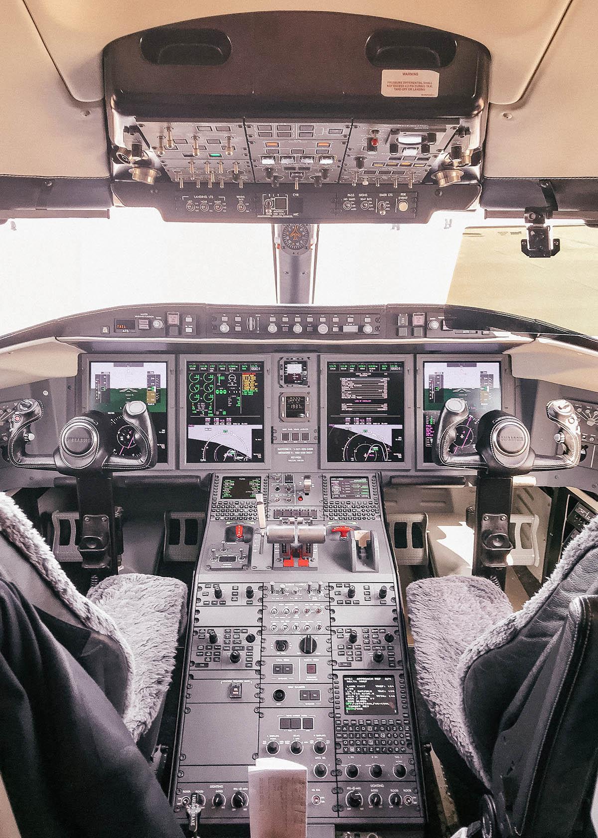 NetJets Private Jet Experience x Four Seasons Palm Beach