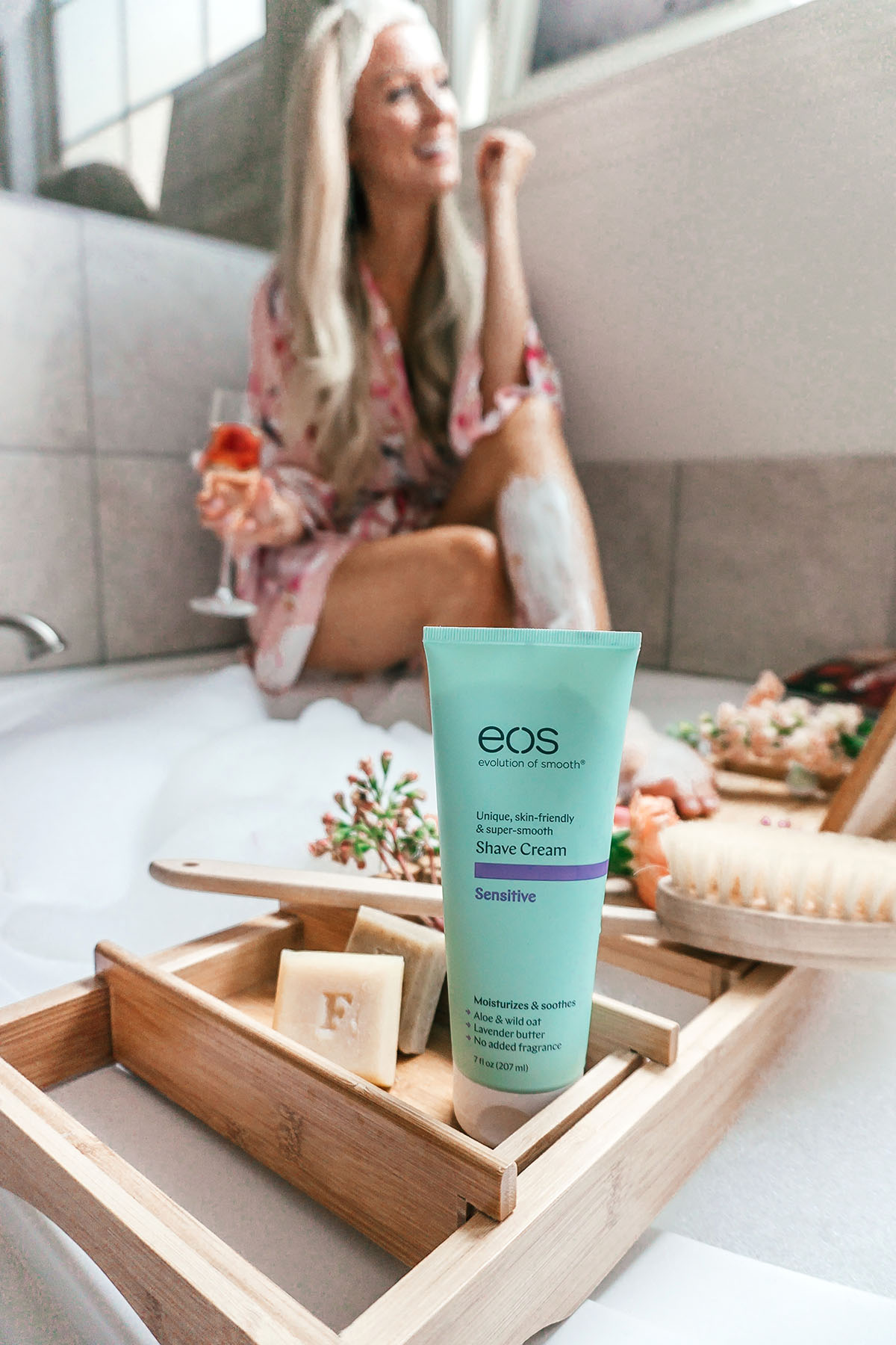 How to Get A Long-Lasting, Smooth Shave | eos Sensitive Skin Products