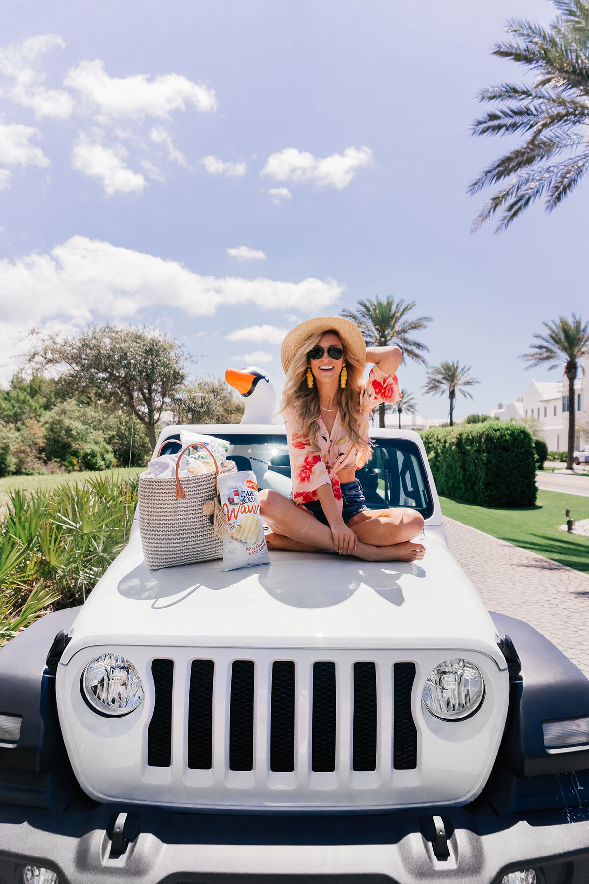 Summer Road Trip | Go-To Summer Snack | Cape Cod Chips