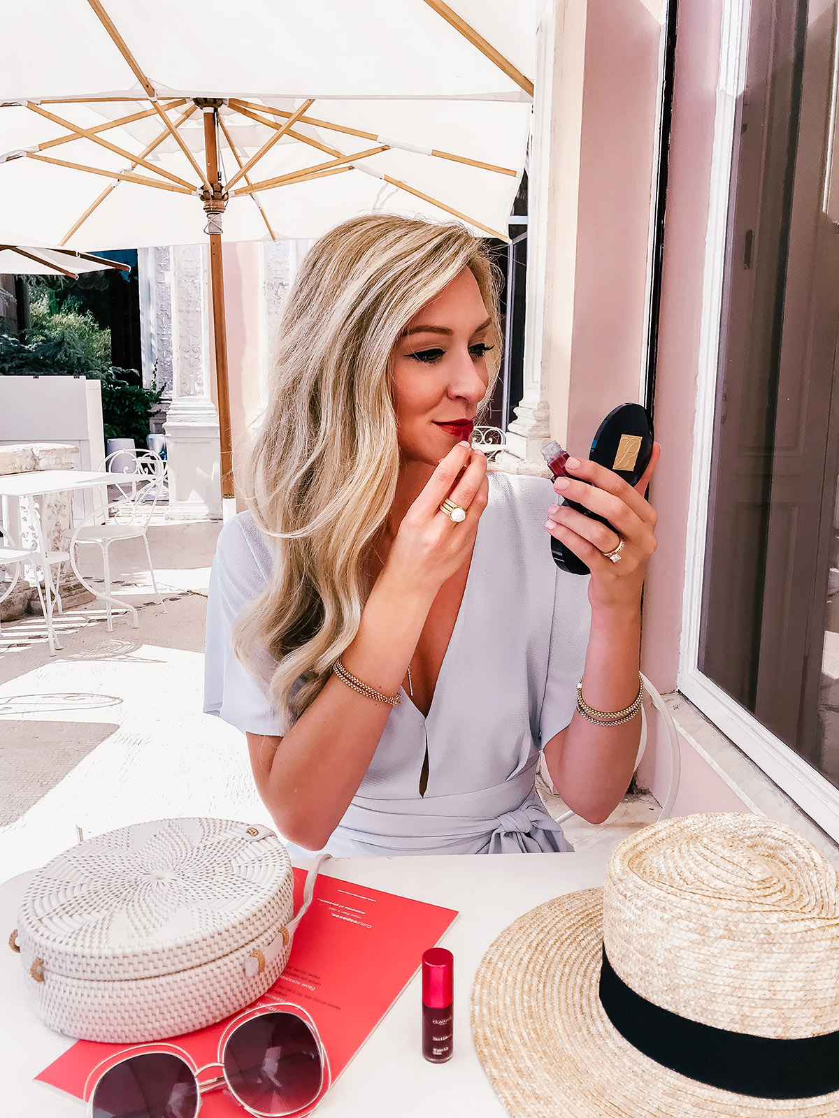Long-Lasting Lip Products For the Perfect Pout   Clarins Lip Oil and Water Lip Stain