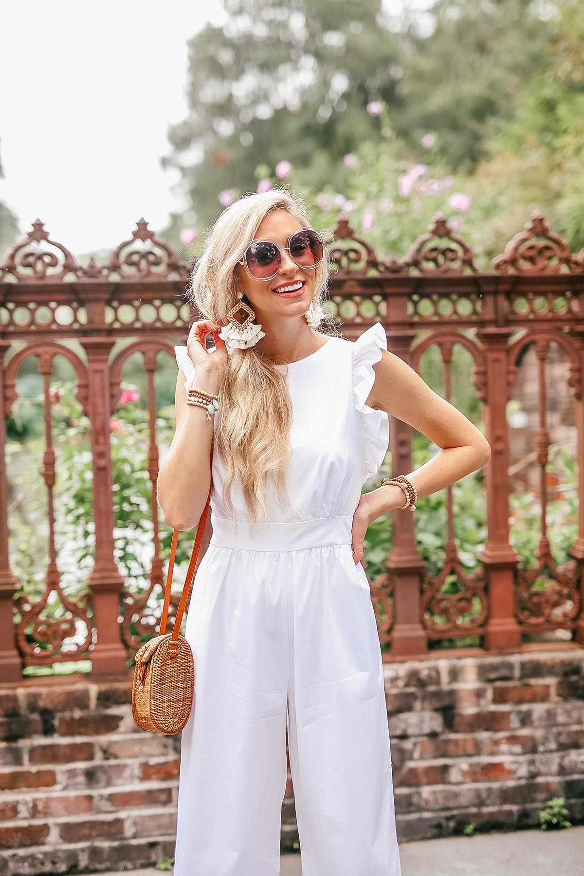 One Fashion Trend That Never Goes Out of Style | Nordstrom 1901 Brand | White Jumpsuit for Summer