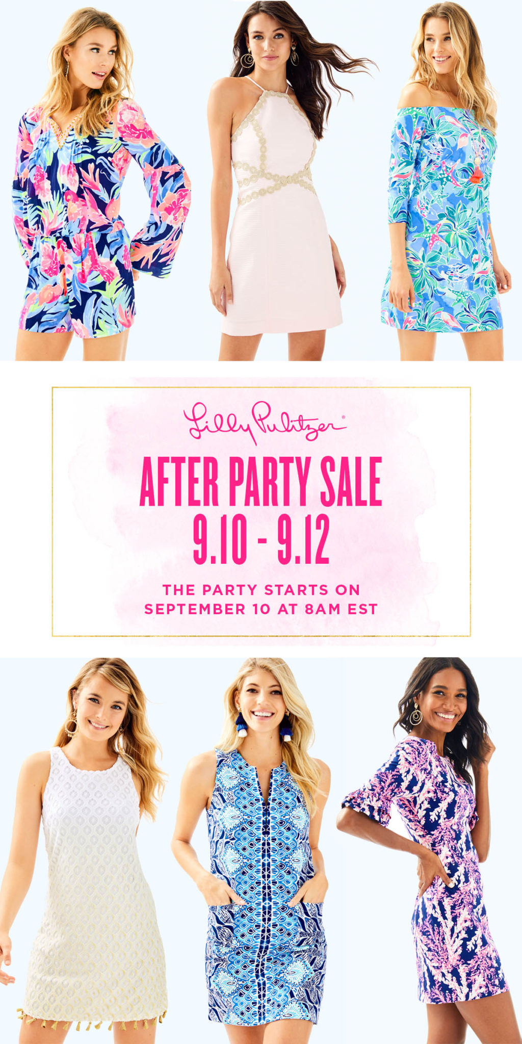 How to Shop the Lilly Pulitzer After-Party Sale
