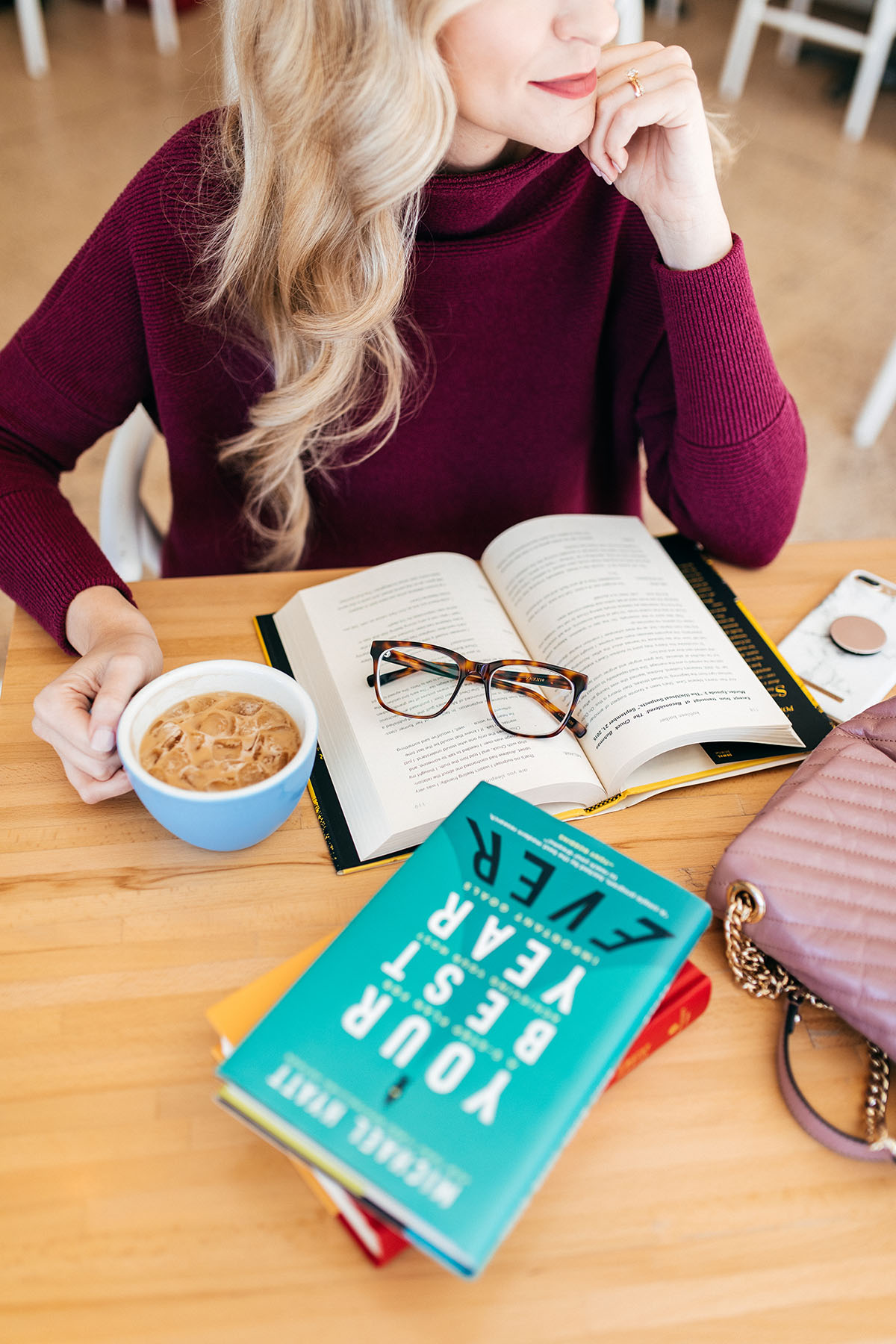 Finding Glasses Under $100 + My Fall Reading List