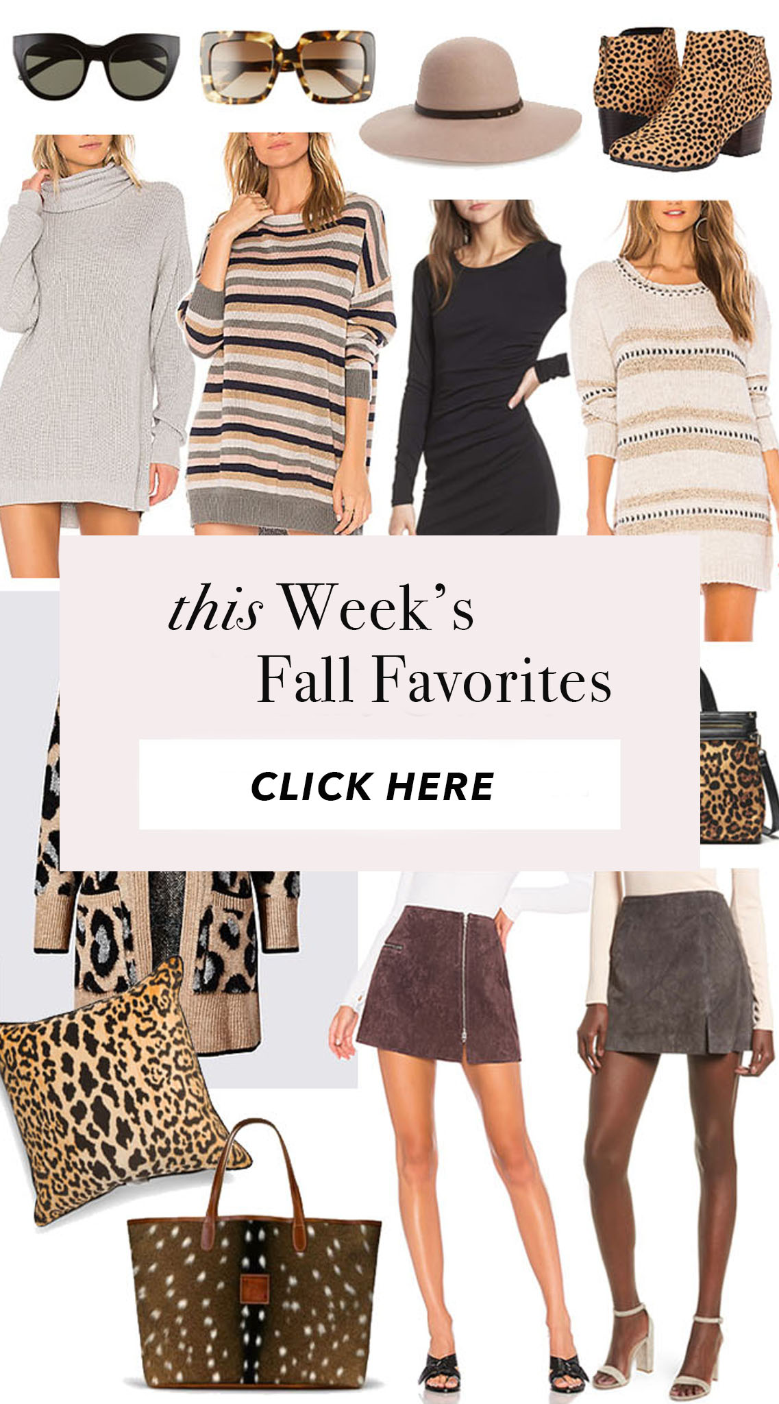 Animal Print Essentials for Fall