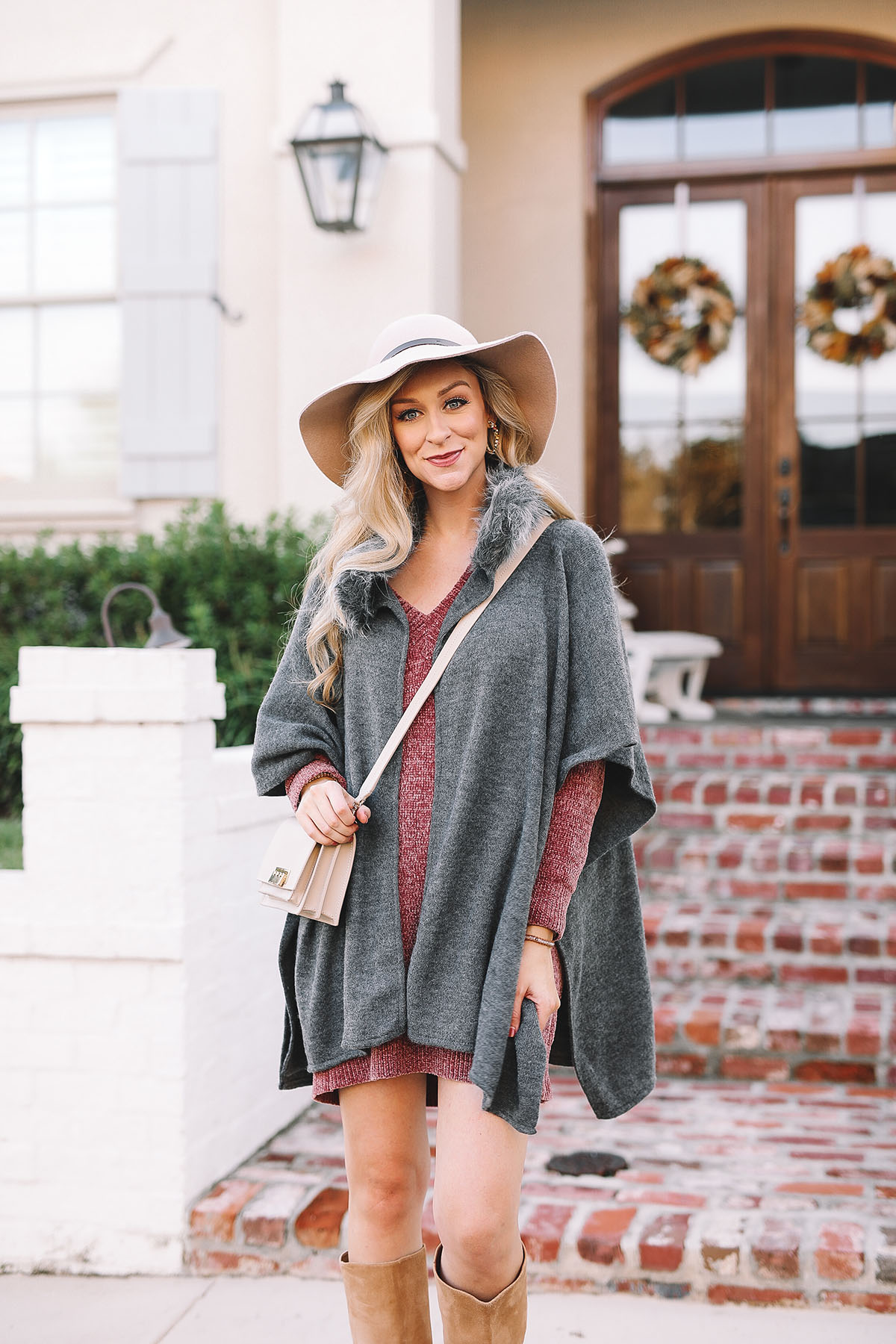 Versatile Thanksgiving Holiday Outfit Ideas | Marks and Spencer Wrap