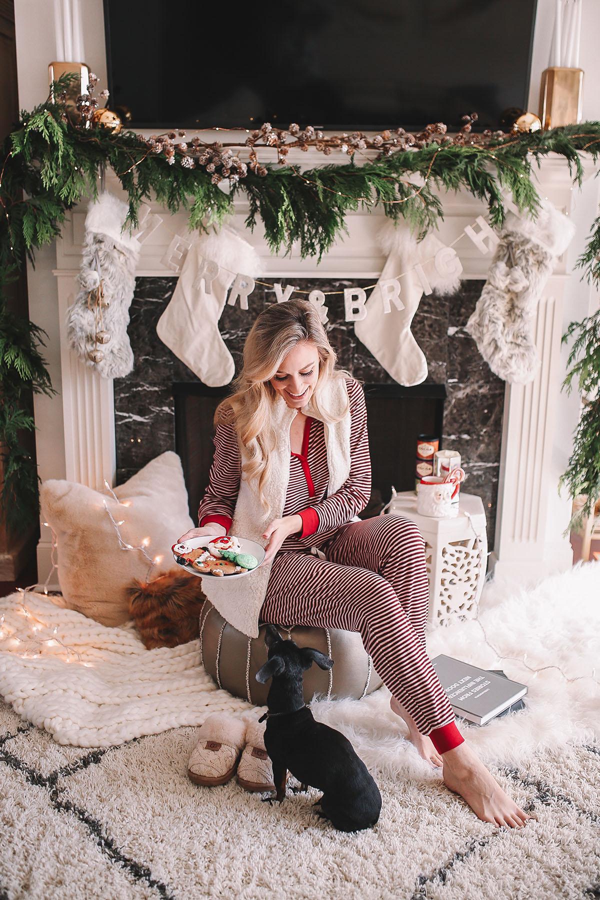 Holiday Pajamas to Live in This Winter   Jockey Holiday Pajama Set