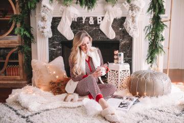 Holiday Pajamas to Live in This Winter | Jockey Holiday Pajama Set