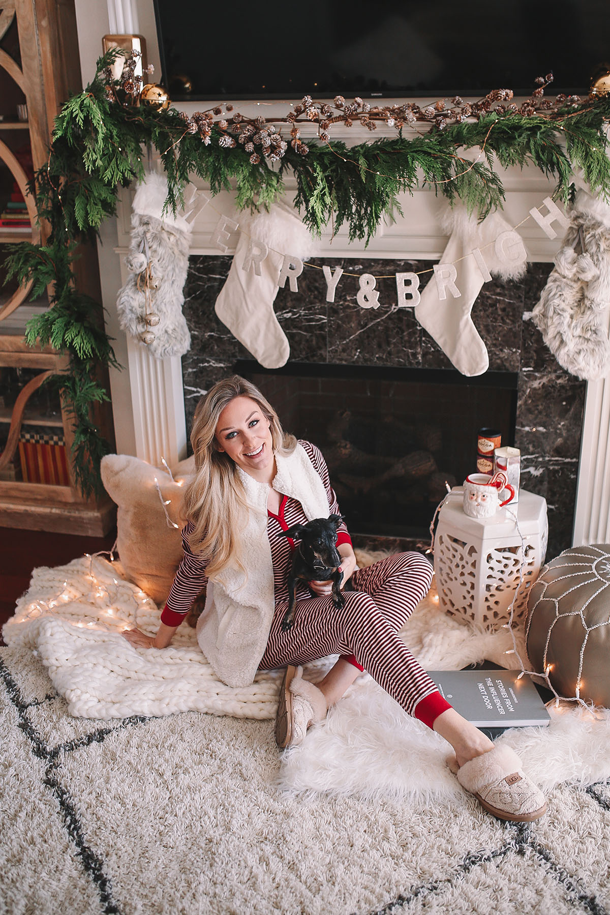 Holiday Pajamas to Live in This Winter | Jockey Holiday Pajama Set