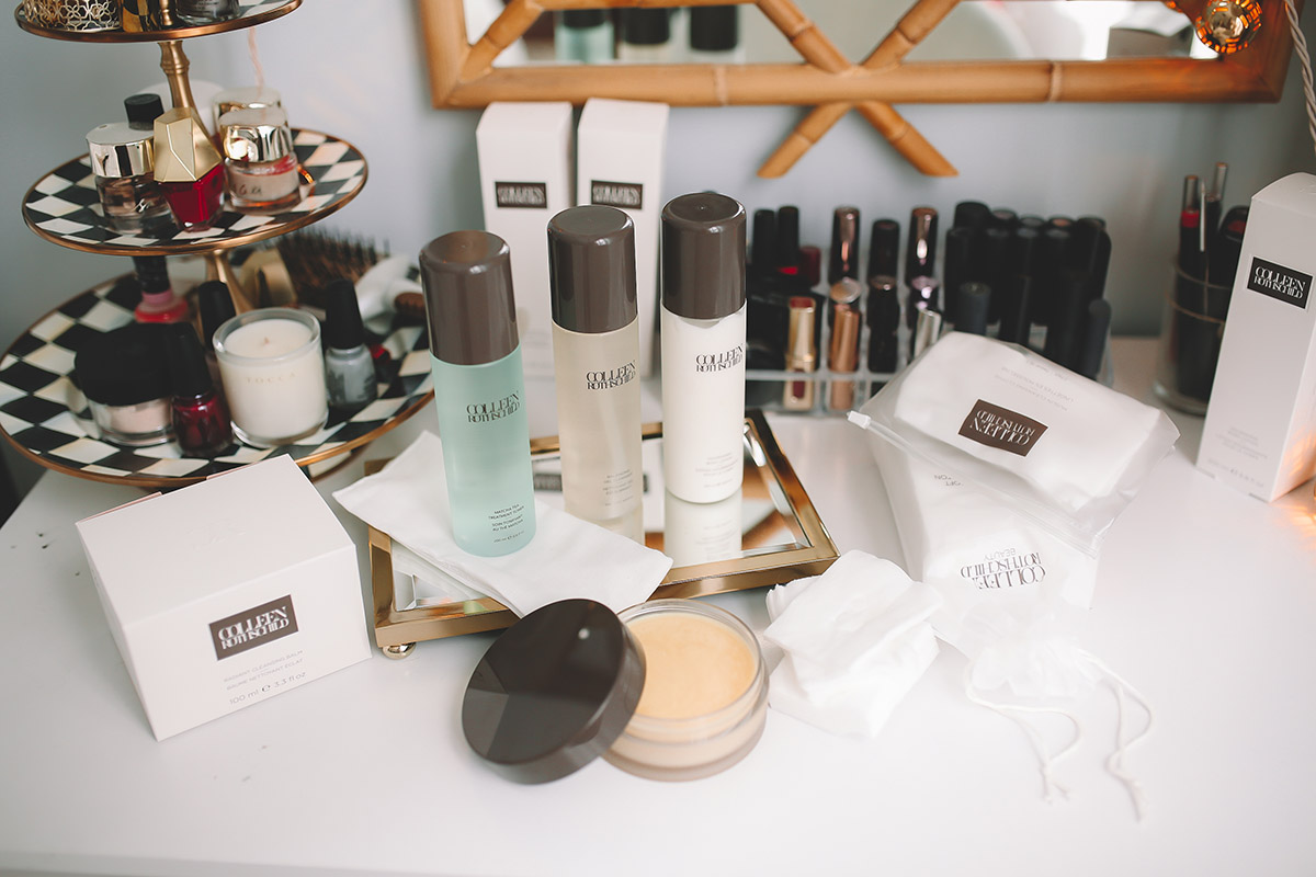 Luxe Skincare Gift Ideas | Colleen Rothschild Winter Skincare Favorites