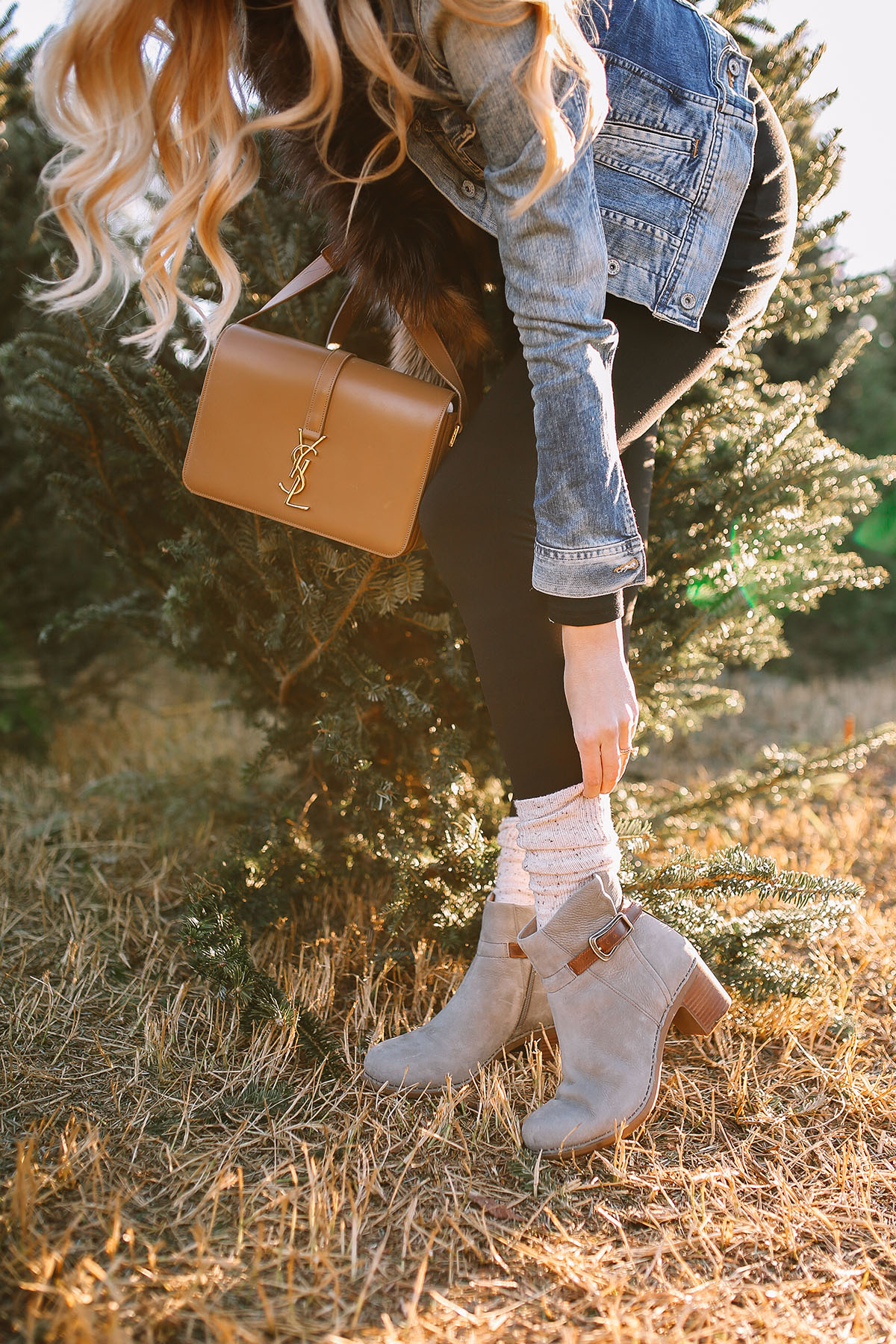 3 Ways to Style Casual Booties | Dankso Leather Booties