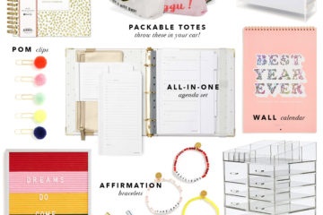 4 EASY Organization Tips to Jumpstart Your New Year