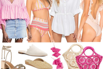 What to pack for your spring getaway!