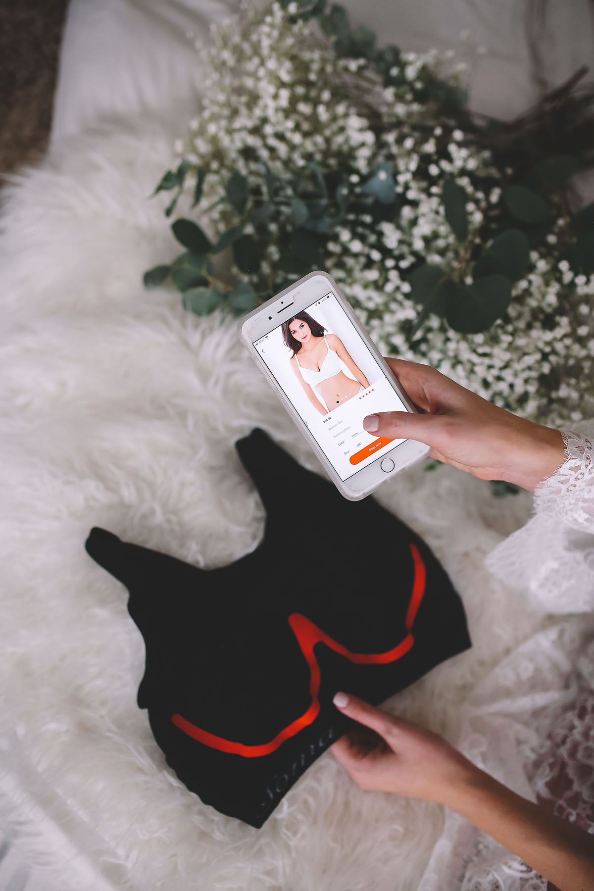 The Free In-Home App to the Perfect Fitting Bra