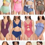 Best of Spring Swimwear