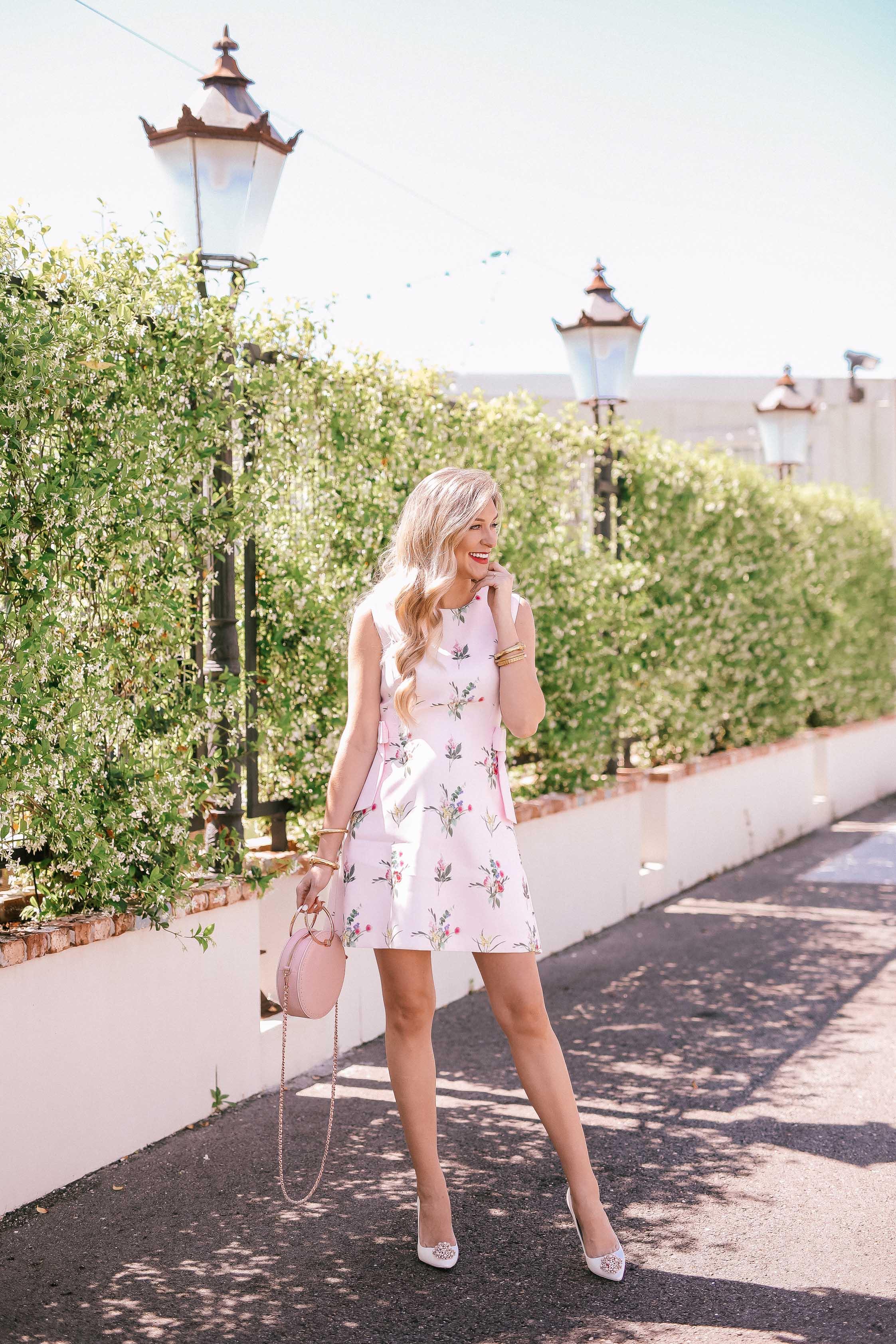 Ted Baker Floral Dress | Spring's Best Floral Dresses