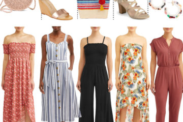 Five Summer Outfit Ideas | Everything Under $40