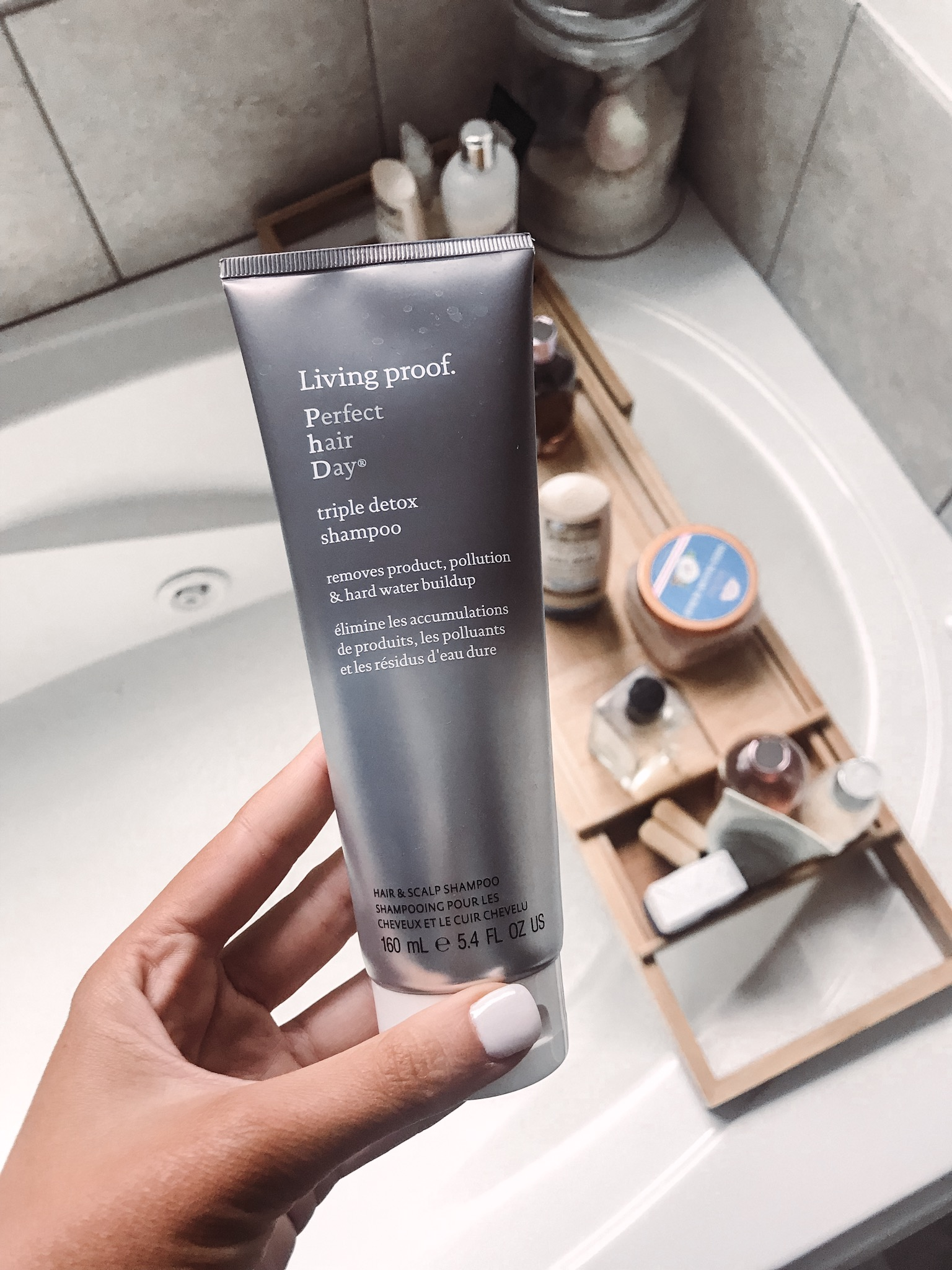 5 Hair Products to Try Now | Living Proof Detox Shampoo