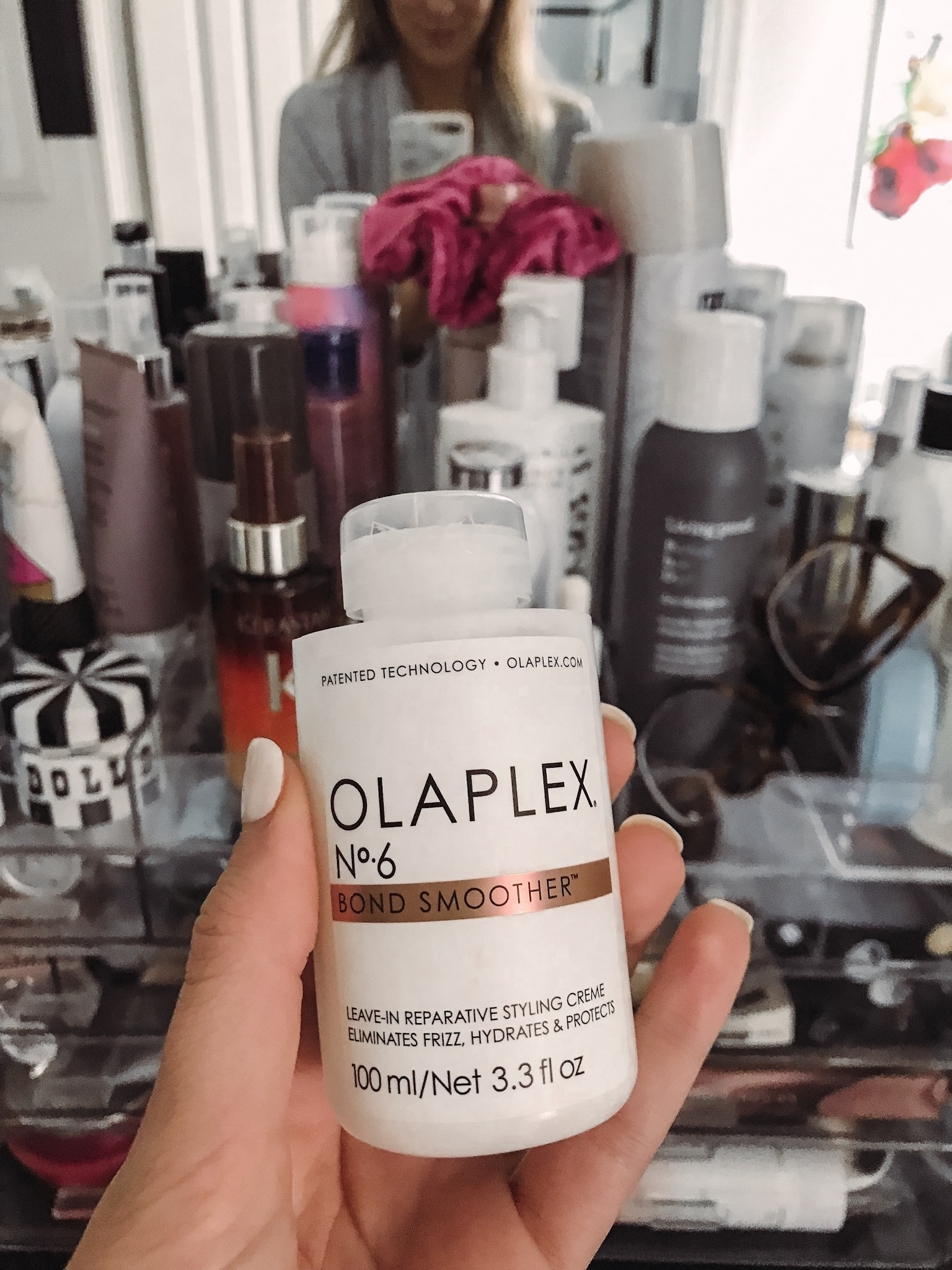 5 Hair Products to Try Now | Olaplex Bond Smoother