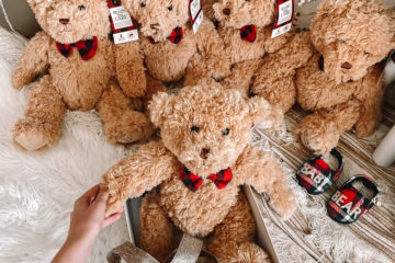 Bears That Give Back to St. Jude Children's Hospital