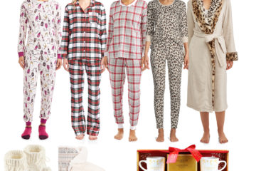 Christmas pajamas and holiday sets under $25