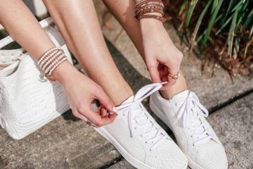 5 Ways to Wear Your Classic White Sneaker