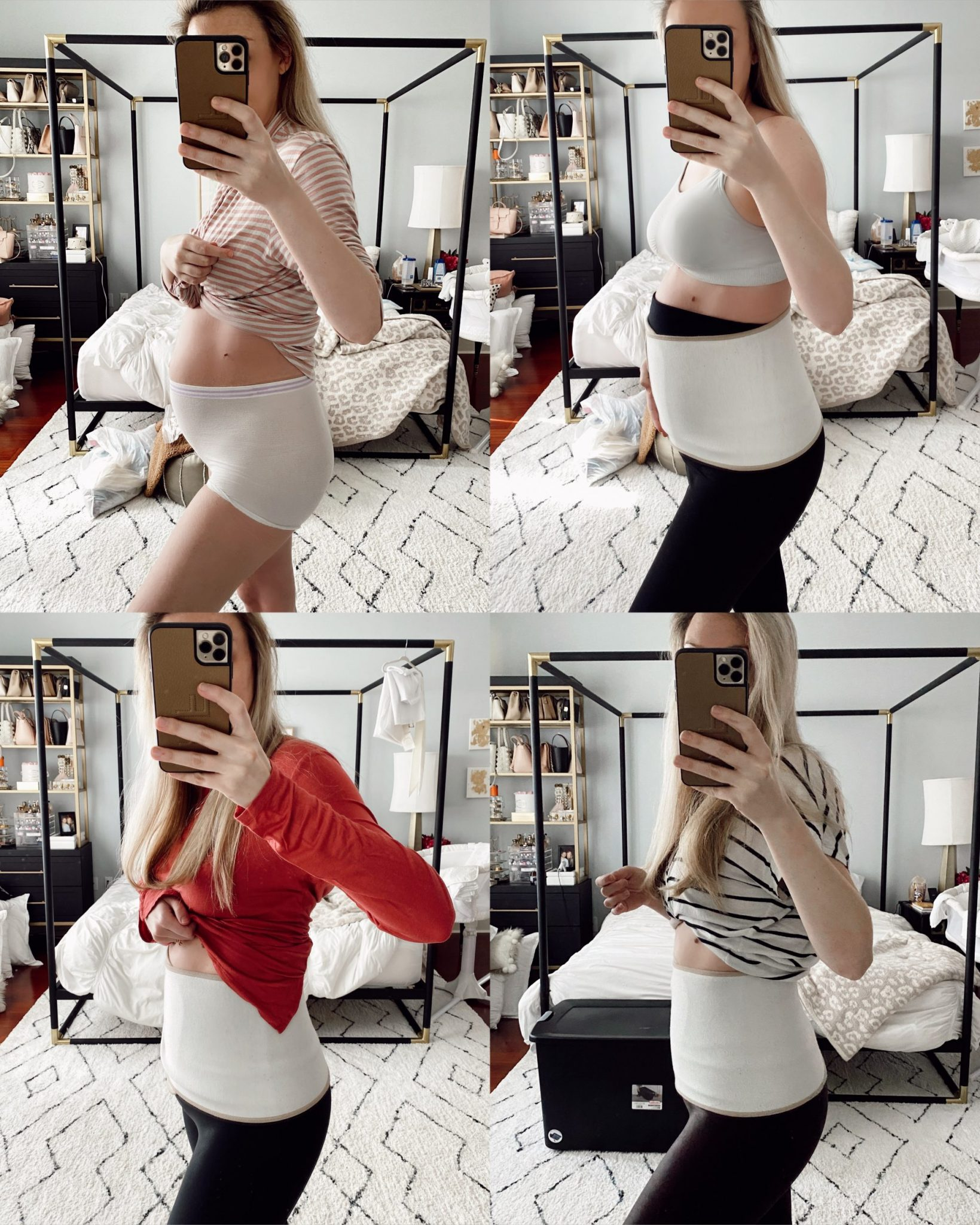 Belly Band Results Postpartum