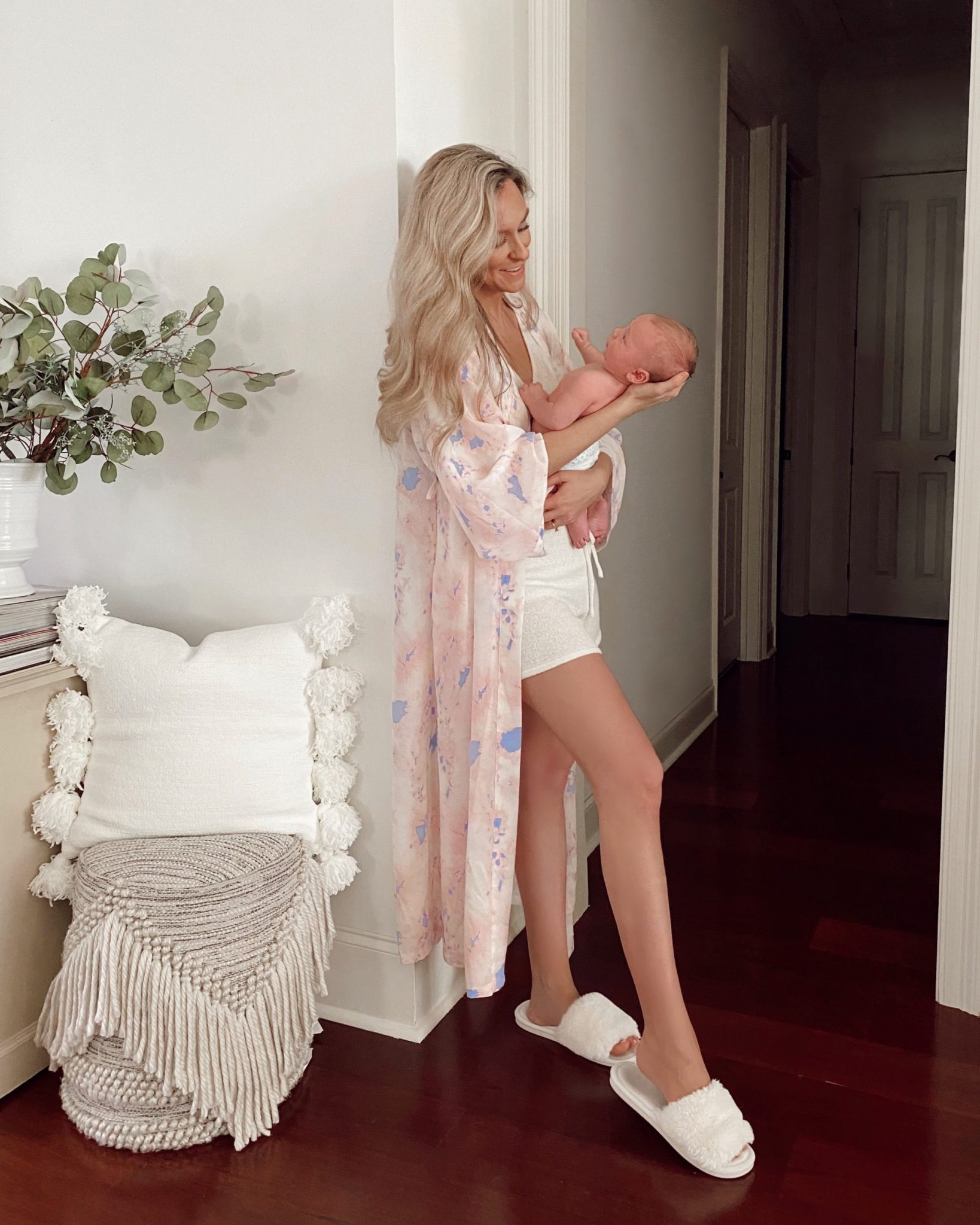 Postpartum Pampering to help you start feeling like yourself again