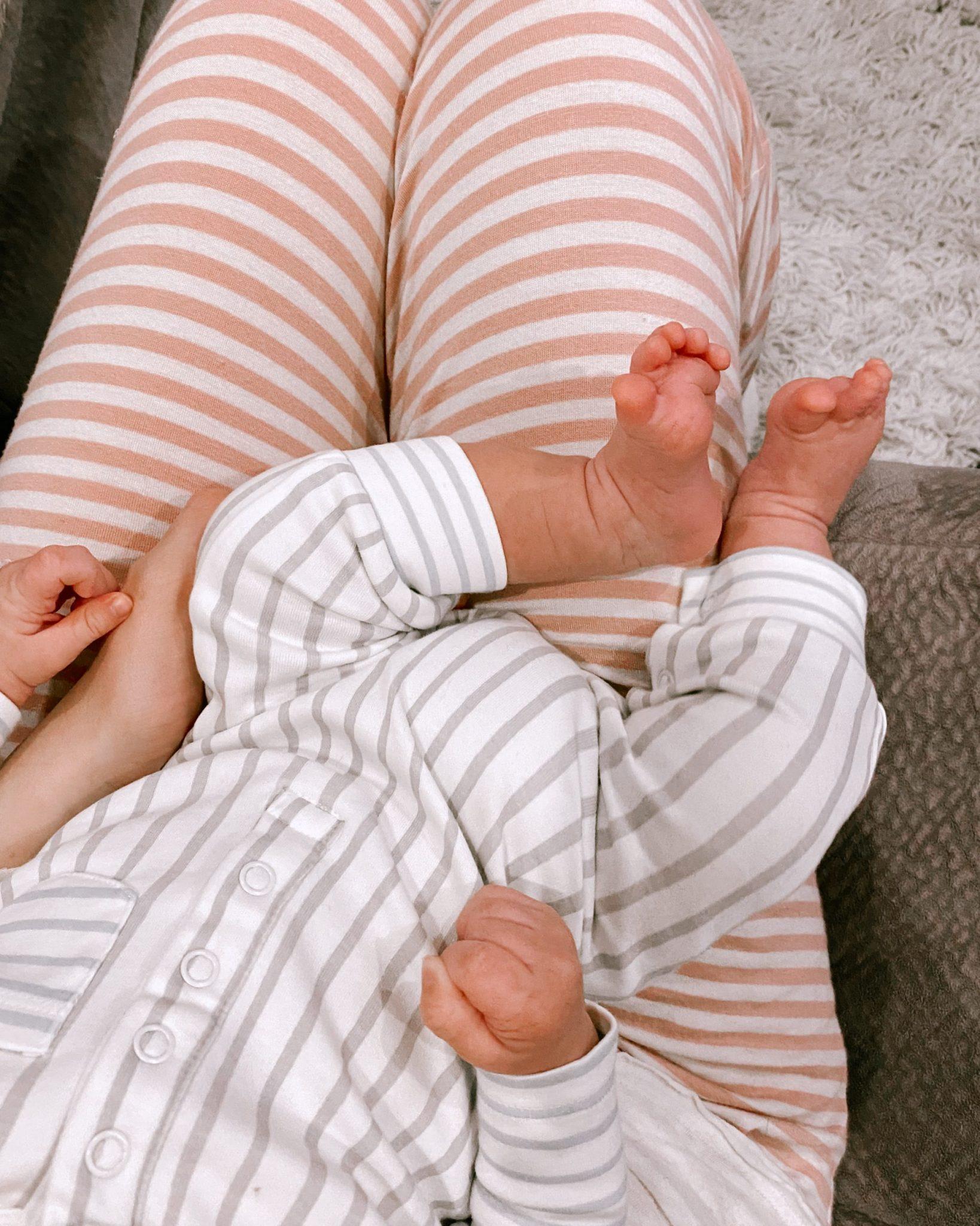 Ways to Pamper Yourself Postpartum